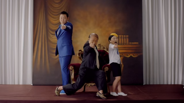 PSY - Daddy (feat CL)